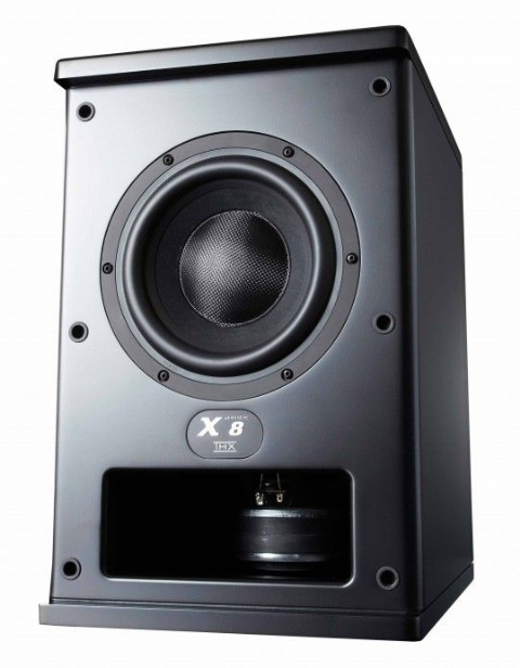 M&K X8 THX Approved Active Subwoofer